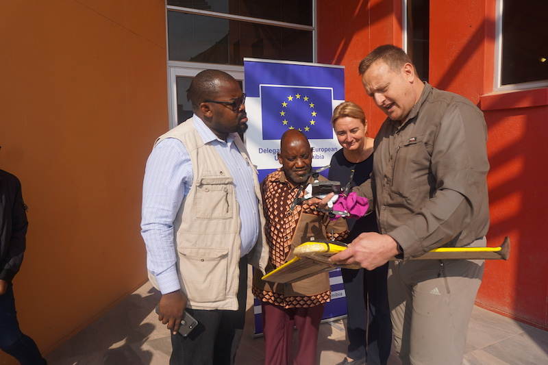 Photo Credit: EU Commission Namibia